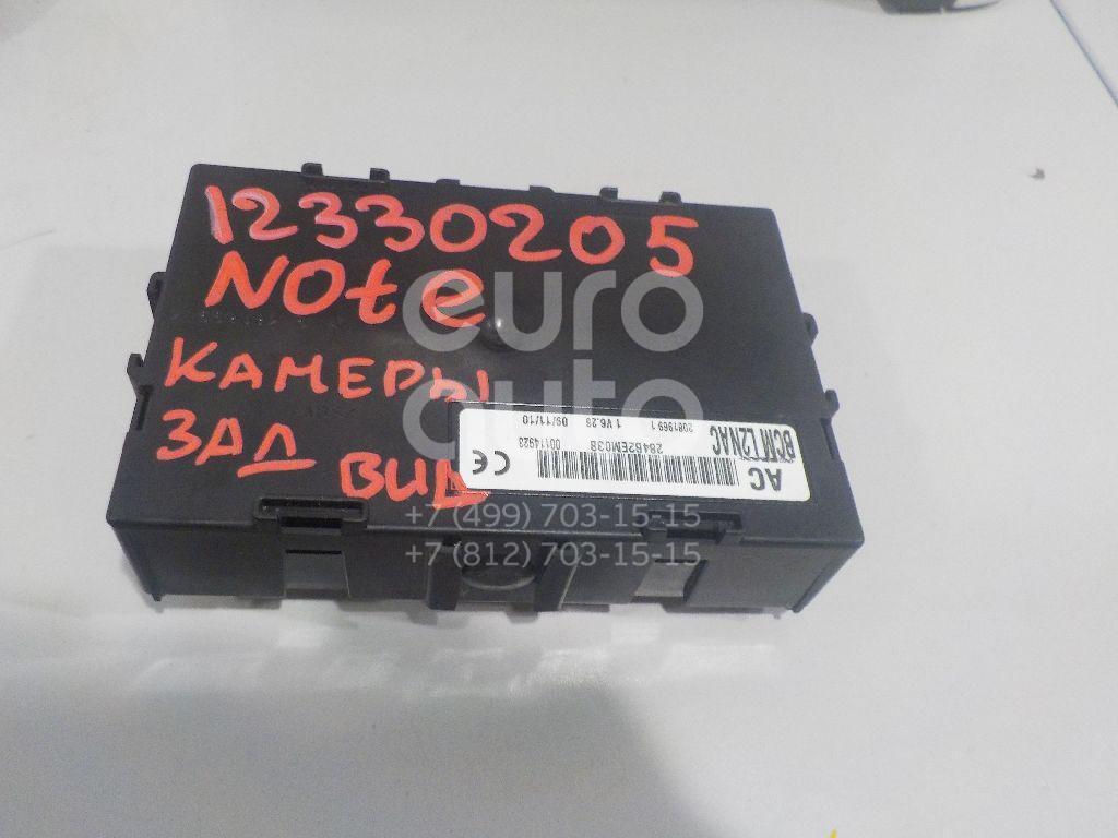 Купить Блок электронный Nissan Note (E11) 2006-2013; (284B2EM03B)
