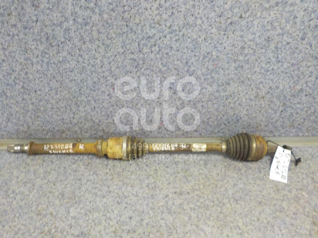 Купить Полуось передняя правая Renault Fluence 2010-; (391008976R)