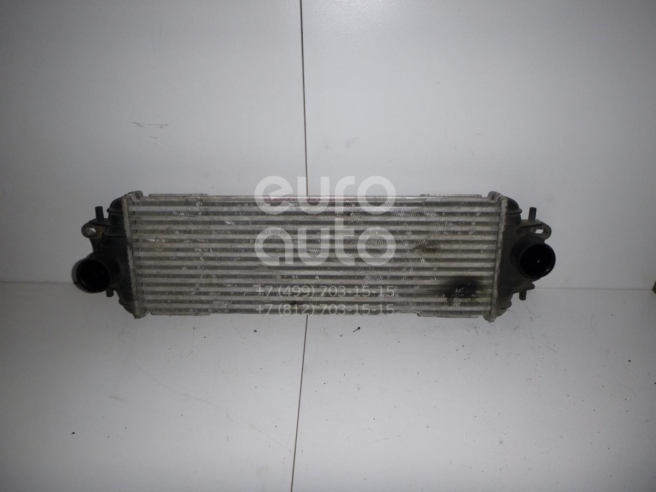 Купить Интеркулер Opel Vivaro 2001-2014; (4408078)