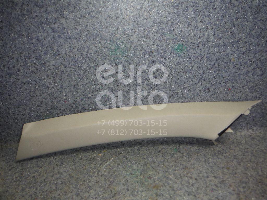 Купить Обшивка стойки Toyota Corolla E15 2006-2013; (6221202280B0)