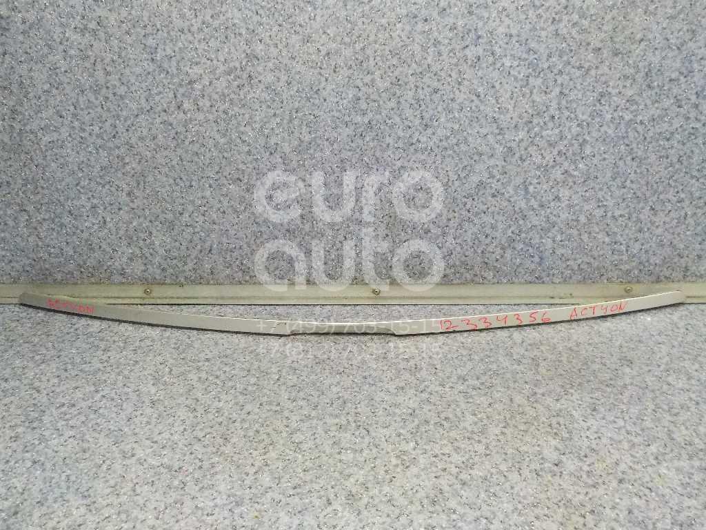 Купить Накладка заднего бампера Ssang Yong Actyon 2005-2012; (7884631000HCK)