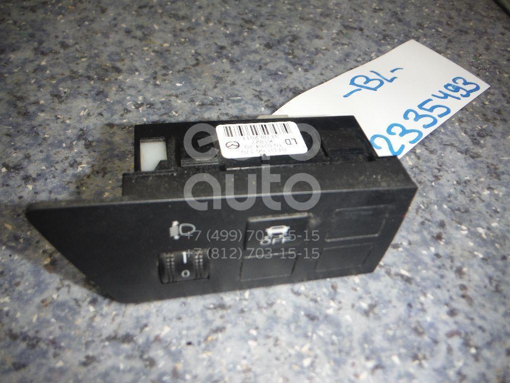 Купить Блок кнопок Mazda Mazda 3 (BL) 2009-2013; (BFD166170)