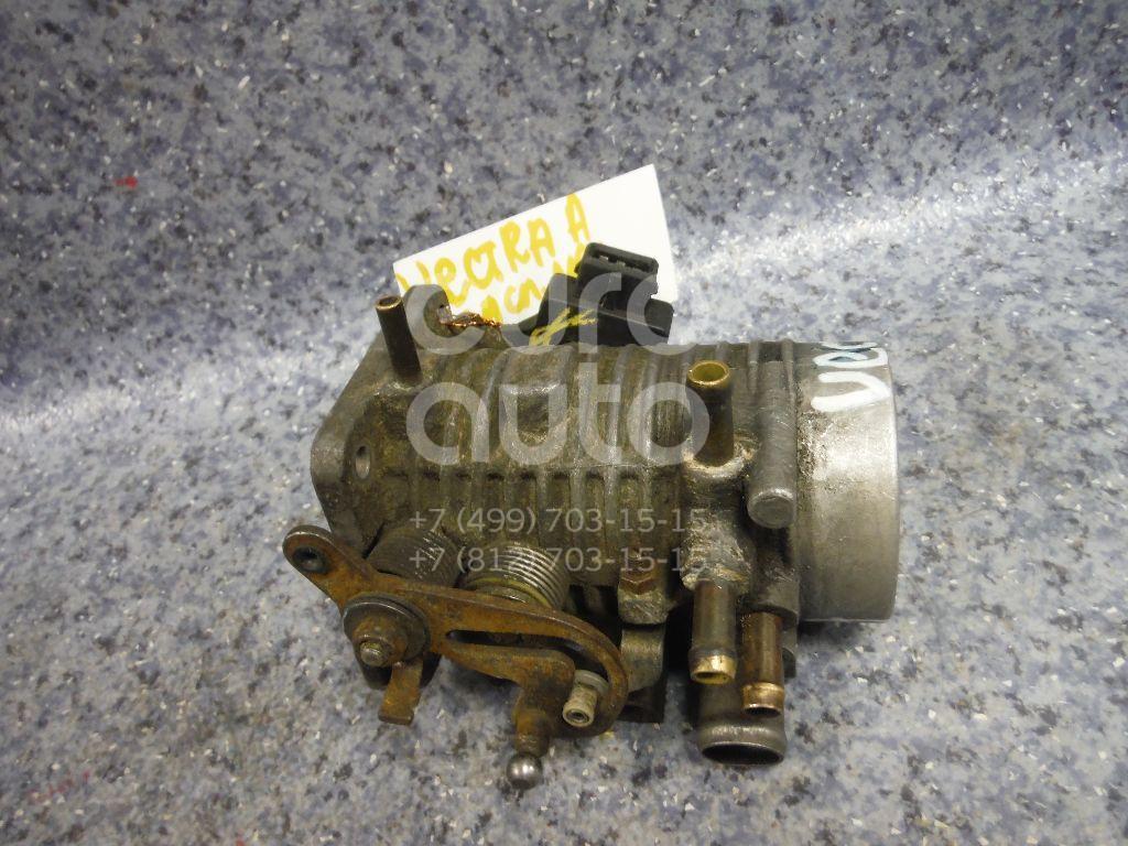 Купить Заслонка дроссельная механическая Opel Vectra A 1988-1995; (90352920)