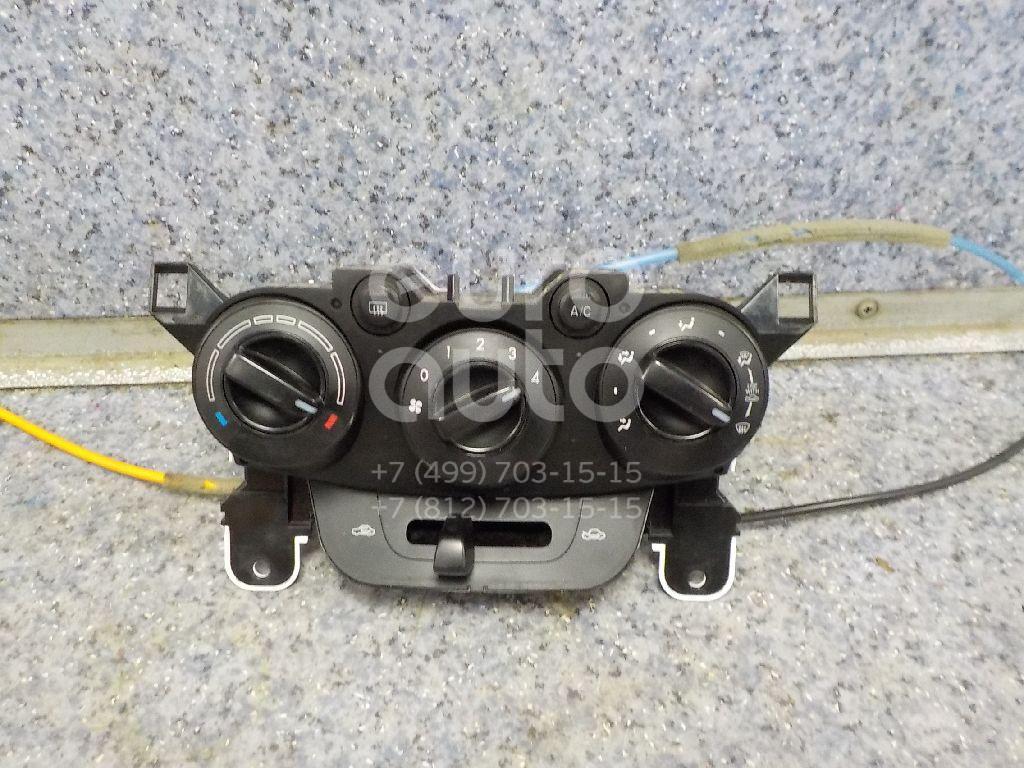 Купить Блок управления отопителем Mazda Mazda 2 (DE) 2007-2014; (DF7161190C)