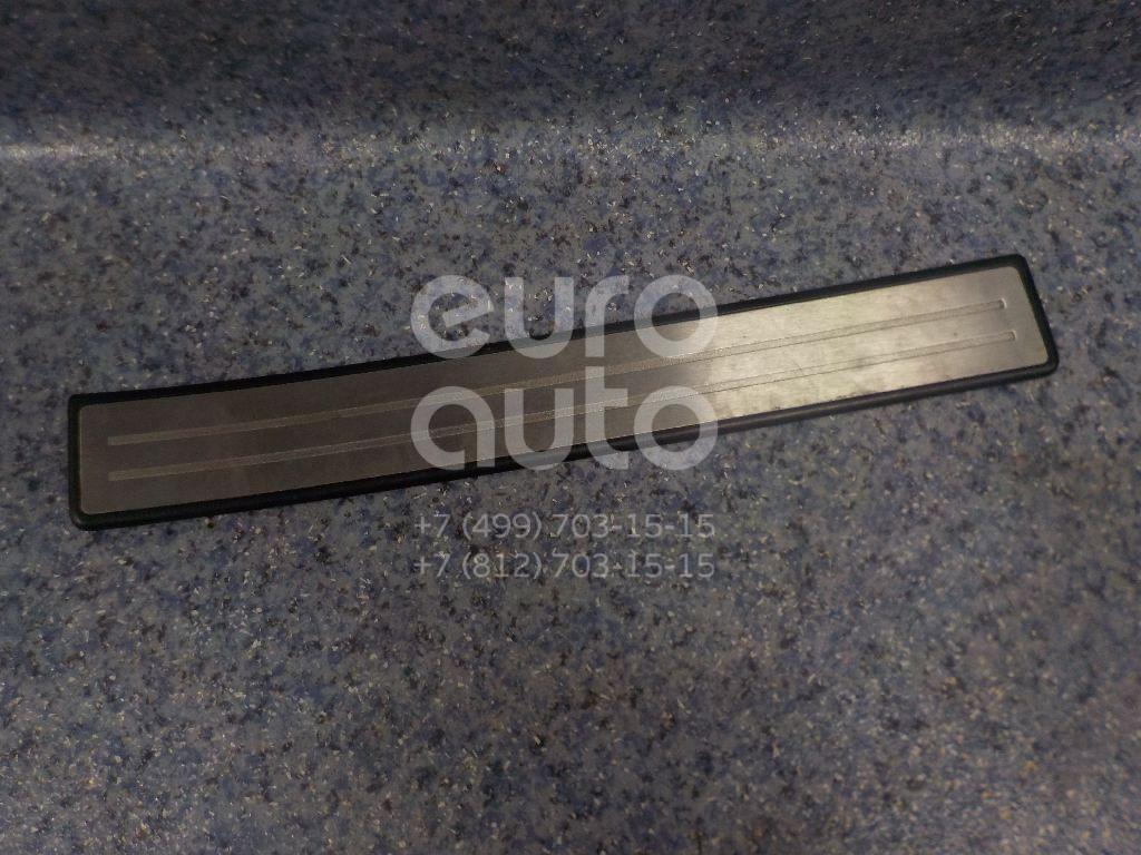 Купить Накладка порога (внутренняя) Skoda Superb 2002-2008; (3U0853558JB41)
