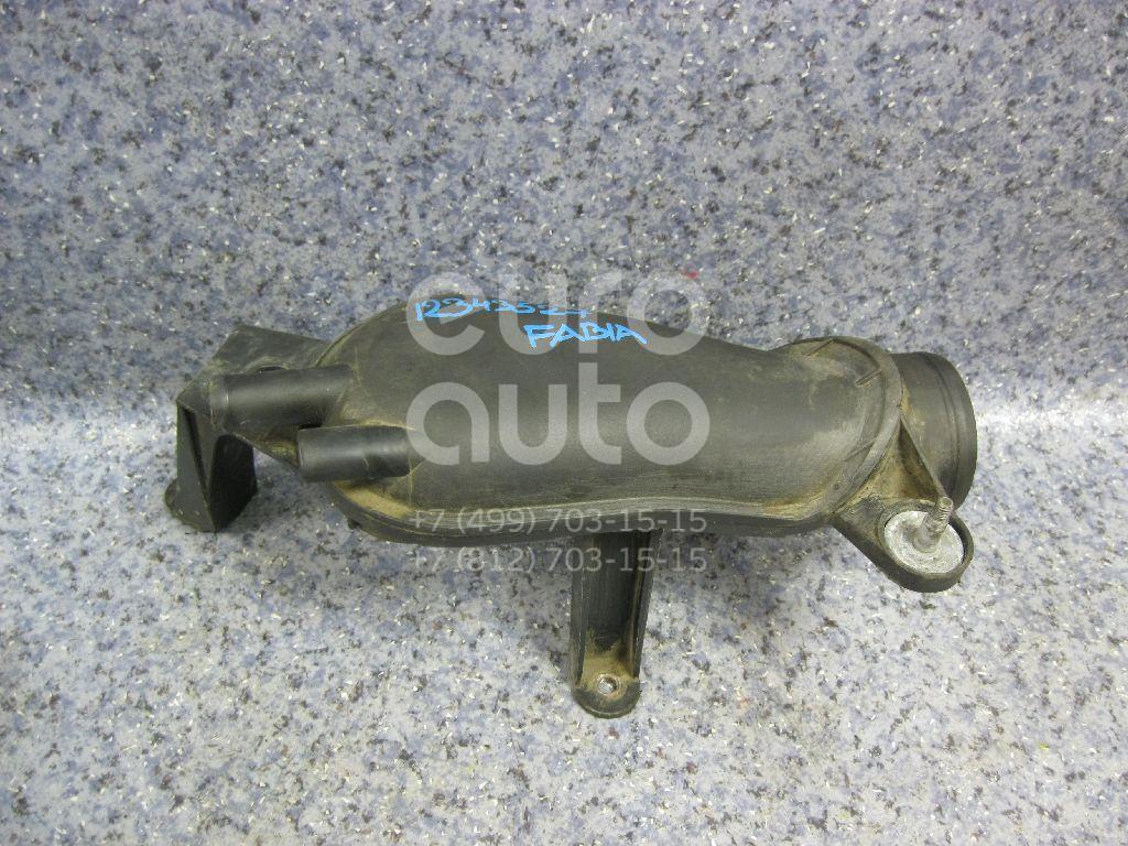Купить Воздуховод Skoda Fabia 1999-2007; (047129654B)
