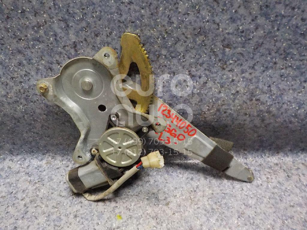 Купить Стеклоподъемник электр. задний левый Chery Tiggo (T11) 2005-2015; (T116204110)