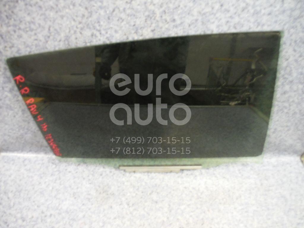 Купить Стекло двери задней правой Toyota RAV 4 2013-; (6811342140)