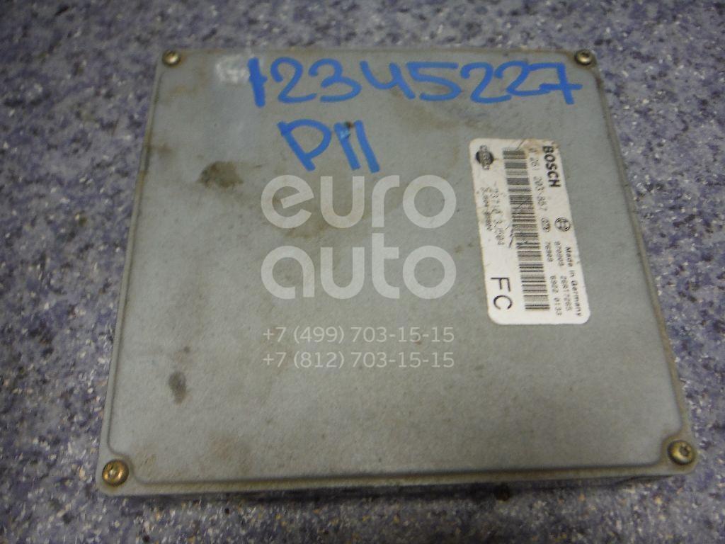Купить Блок управления двигателем Nissan Primera P11E 1996-2002; (0261203857)
