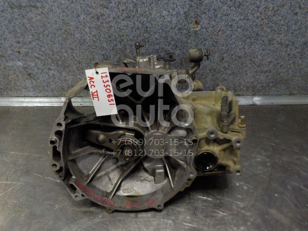 Купить МКПП (механическая коробка переключения передач) Honda Accord VI 1998-2002; (20011PDGJ40)