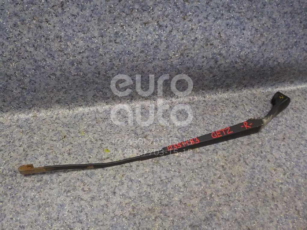 Поводок стеклоочистителя передний правый Hyundai Getz 2002-2010; (983201C000)  - купить со скидкой