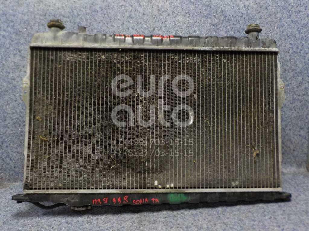 Купить Радиатор основной Hyundai Sonata IV (EF)/ Sonata Tagaz 2001-2012; (2531038001)