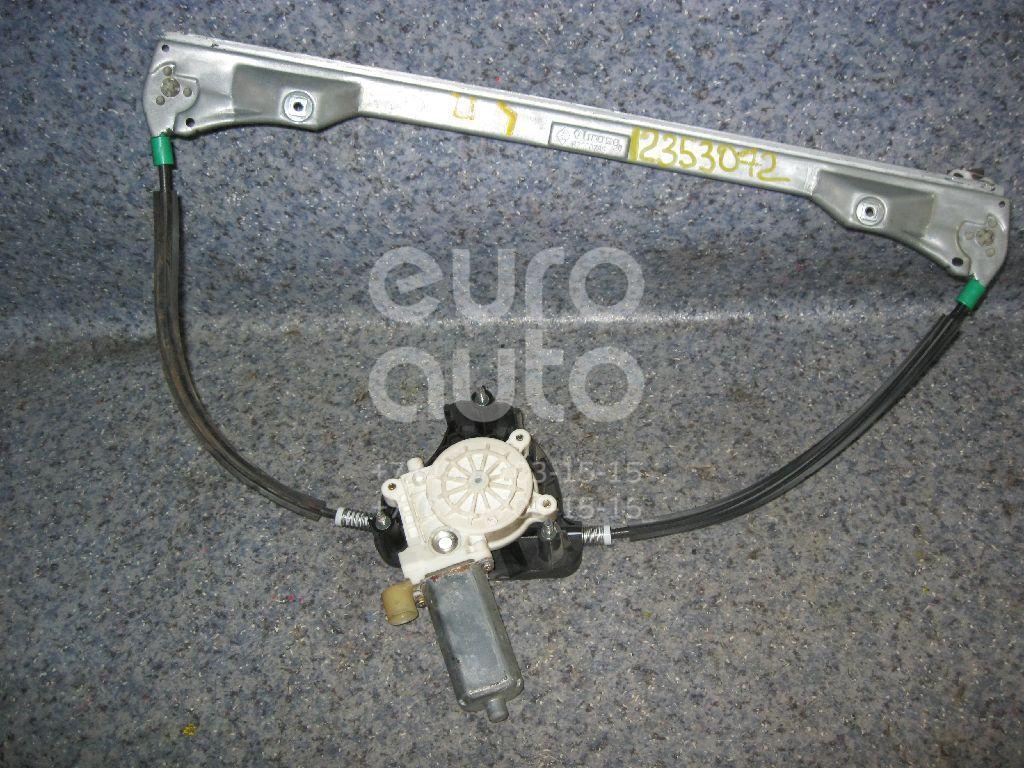 Стеклоподъемник электр. передний левый Renault Clio II/Symbol 1998-2008; (7701207255)  - купить со скидкой