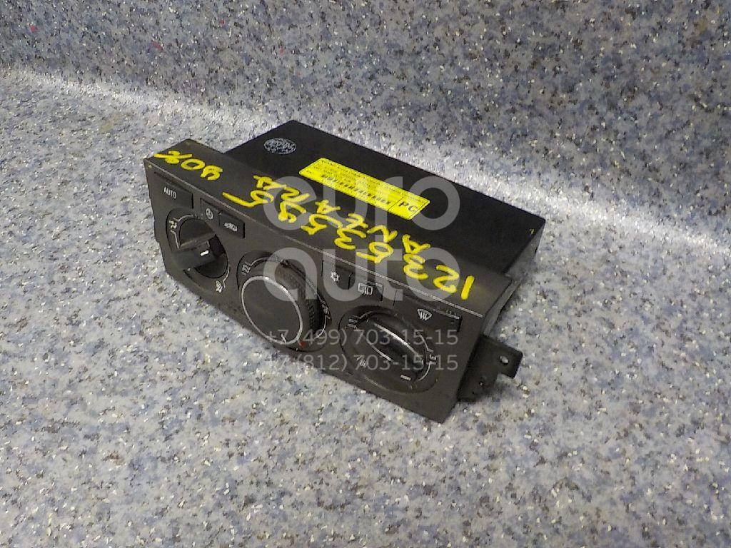 Купить Блок управления климатической установкой Opel Antara 2007-2015; (96850951)