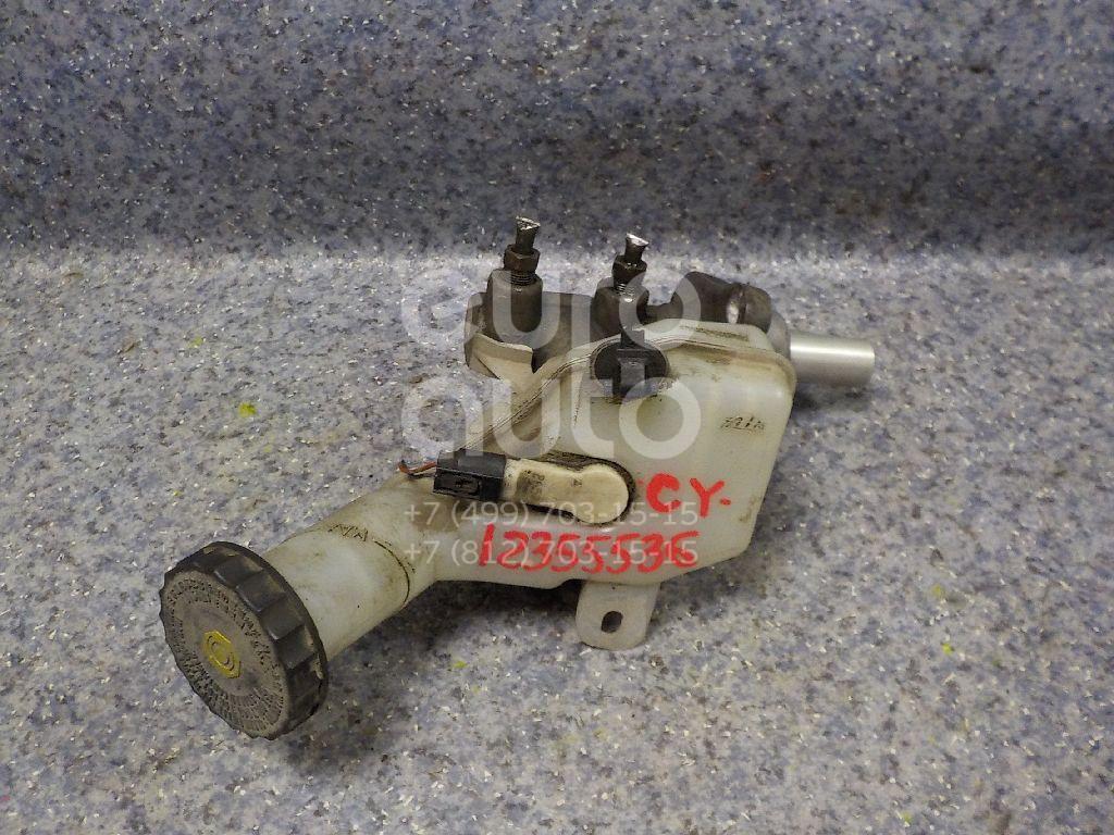 Купить Цилиндр тормозной главный Mitsubishi Lancer (CX, CY) 2007-; (4625A199)