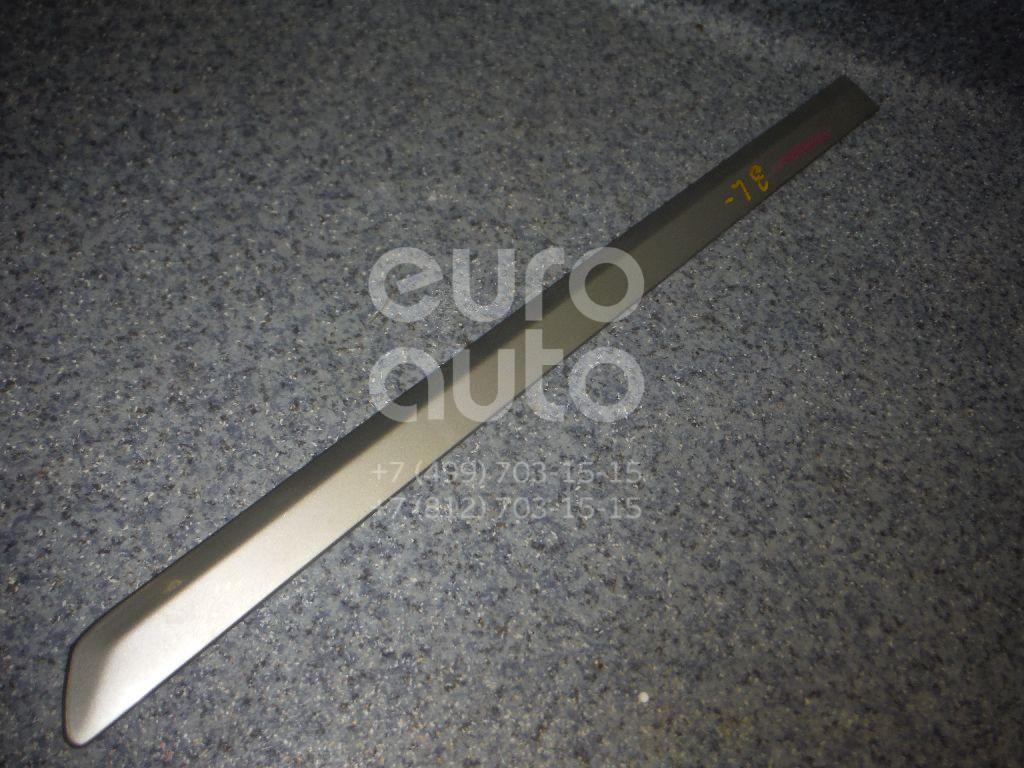 Купить Молдинг задней левой двери Skoda Octavia (A5 1Z-) 2004-2013; (1Z0853535GRU)