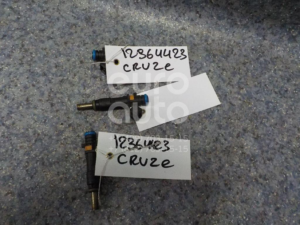 Купить Форсунка инжекторная электрическая Chevrolet Cruze 2009-2016; (55353806)