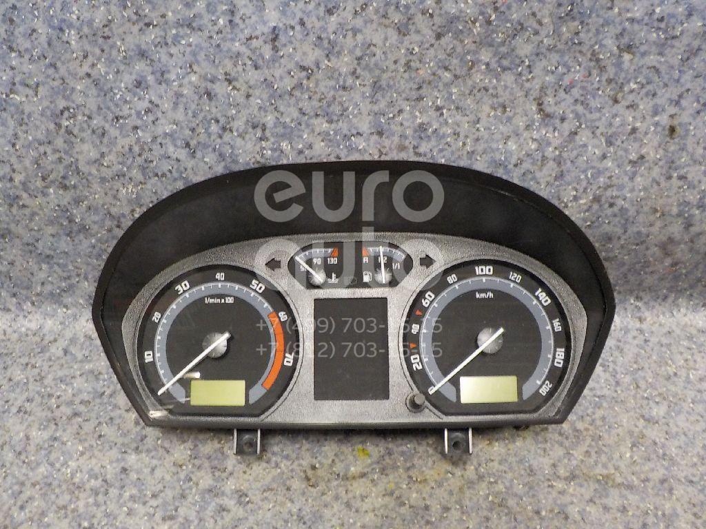 Купить Панель приборов Skoda Fabia 1999-2007; (6Y0920883MKD0)