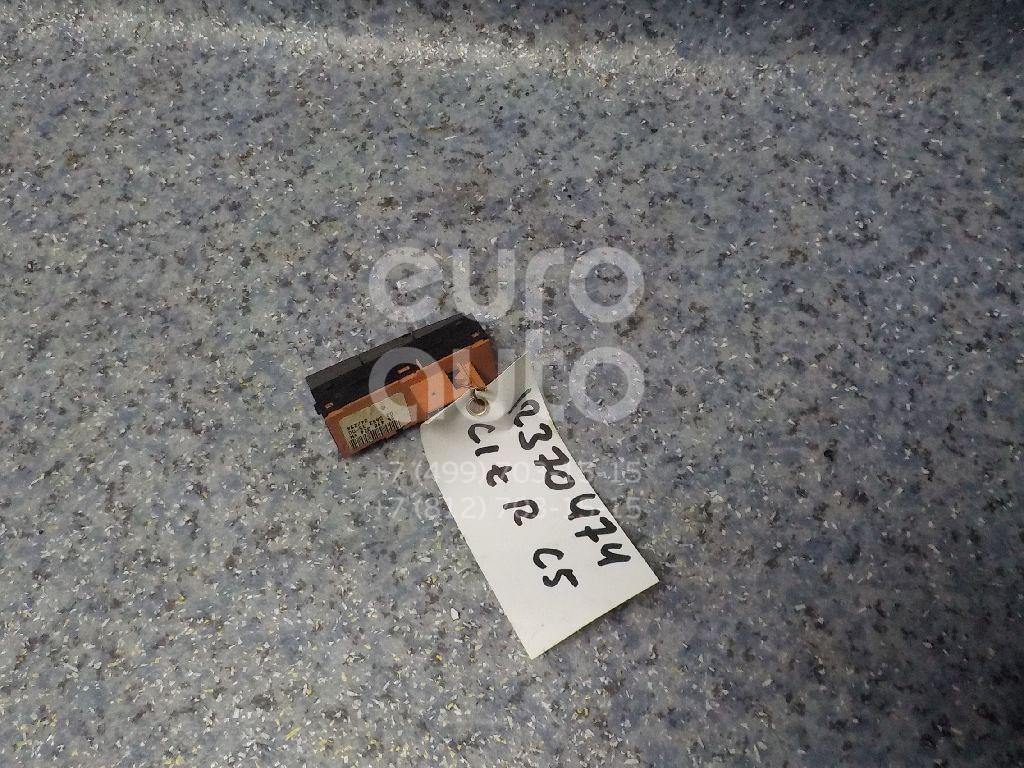 Купить Кнопка многофункциональная Citroen C5 2004-2008; (6554JL)