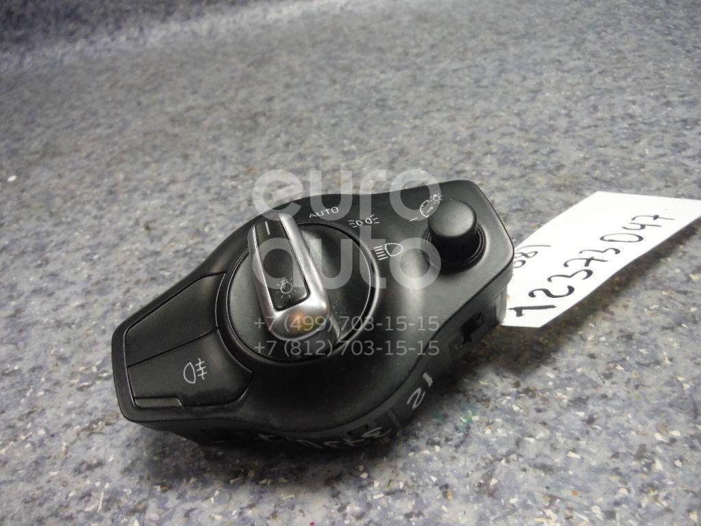Купить Переключатель света фар Audi A4 [B8] 2007-2015; (8K0941531AJWEP)