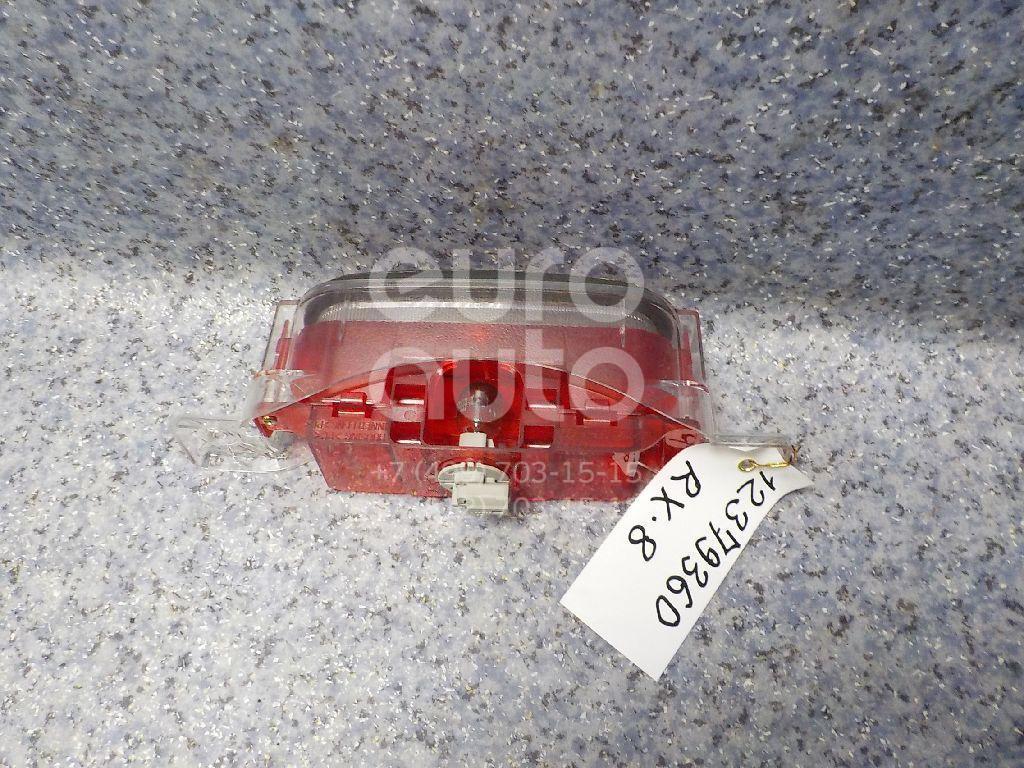 Купить Фонарь задний (стоп сигнал) Mazda RX-8 2003-2012; (F15151580E)
