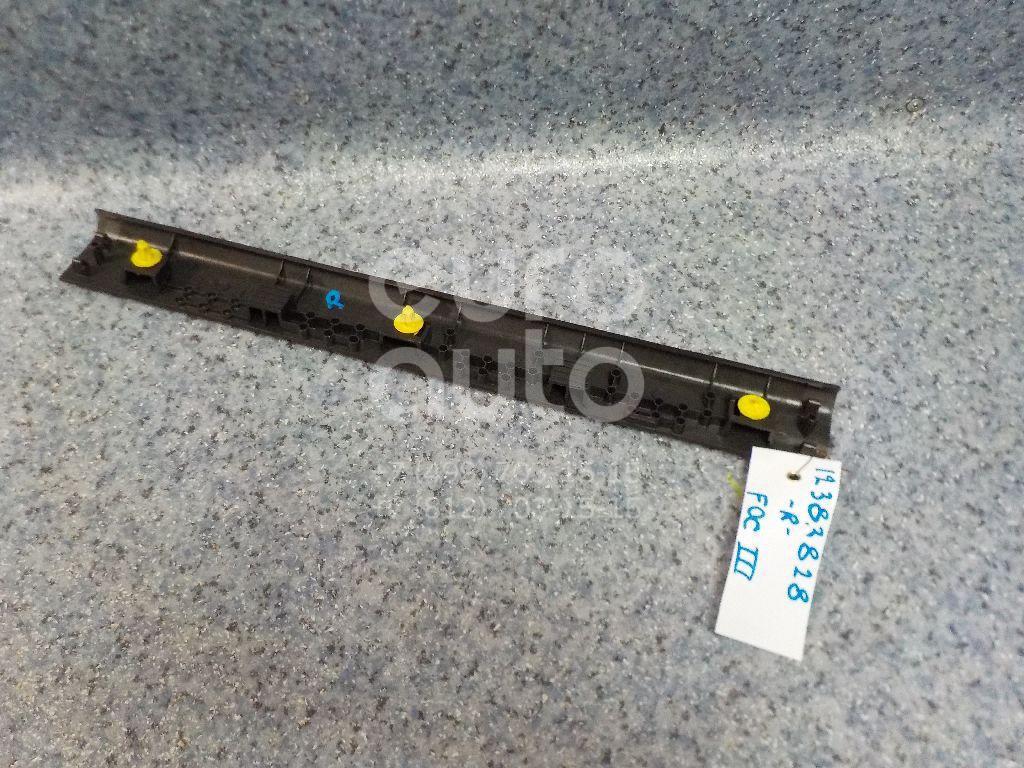 Купить Накладка порога (внутренняя) Ford Focus III 2011-; (1730616)