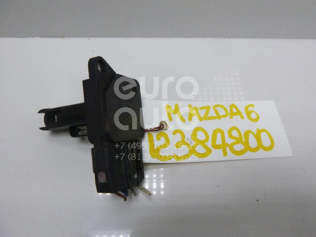 Купить Расходомер воздуха (массметр) Mazda Mazda 6 (GG) 2002-2007; (1974002010)