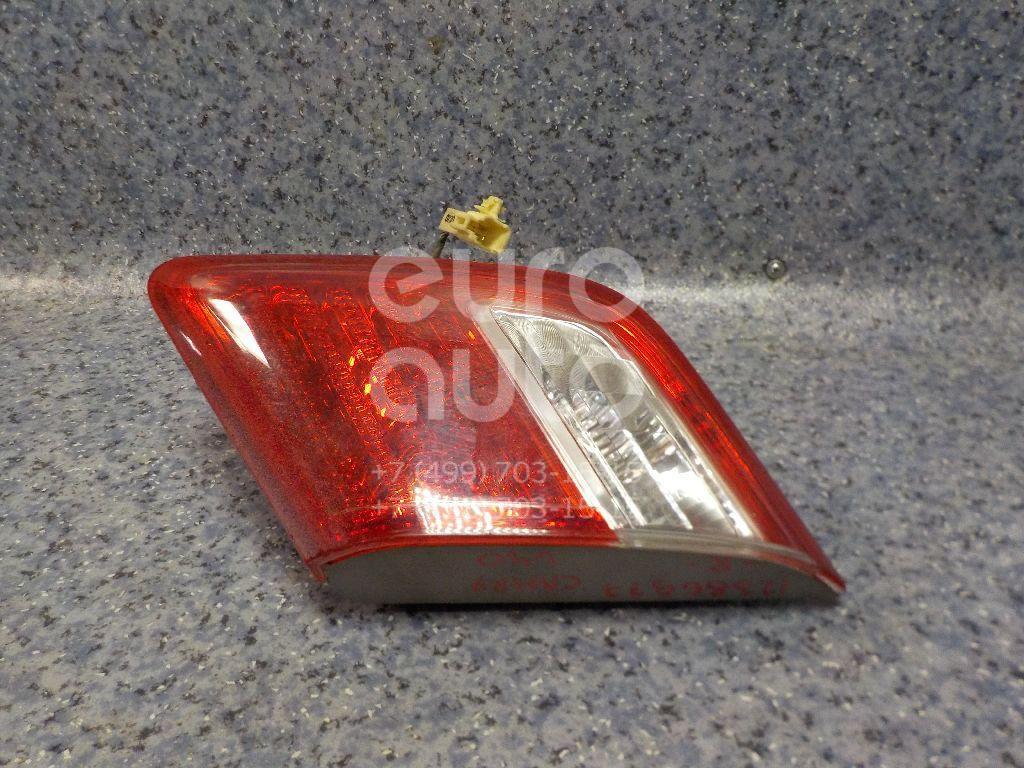 Купить Фонарь задний внутренний правый Toyota Camry V40 2006-2011; (8158006120)