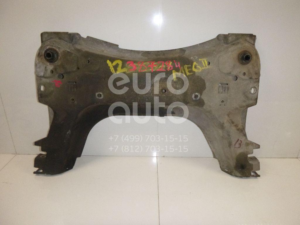 Купить Балка подмоторная Renault Megane II 2003-2009; (8200275525)