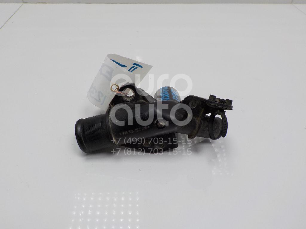 Купить Фланец двигателя системы охлаждения Peugeot Partner Tepee(B9) 2008-; (9671124980)