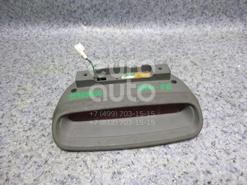 Купить Фонарь задний (стоп сигнал) Hyundai Santa Fe (SM)/ Santa Fe Classic 2000-2012; (9275026020YD)