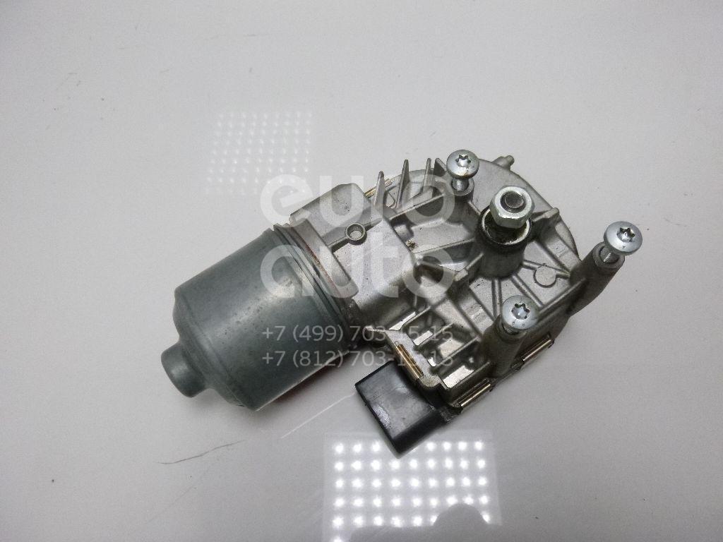 Купить Моторчик стеклоочистителя передний VW Golf Plus 2005-2014; (5M0955119B)