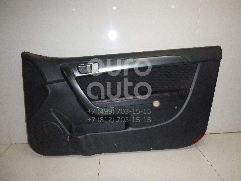 Купить Обшивка двери передней правой Kia Cerato 2009-2013; (823021MCU0DAS)