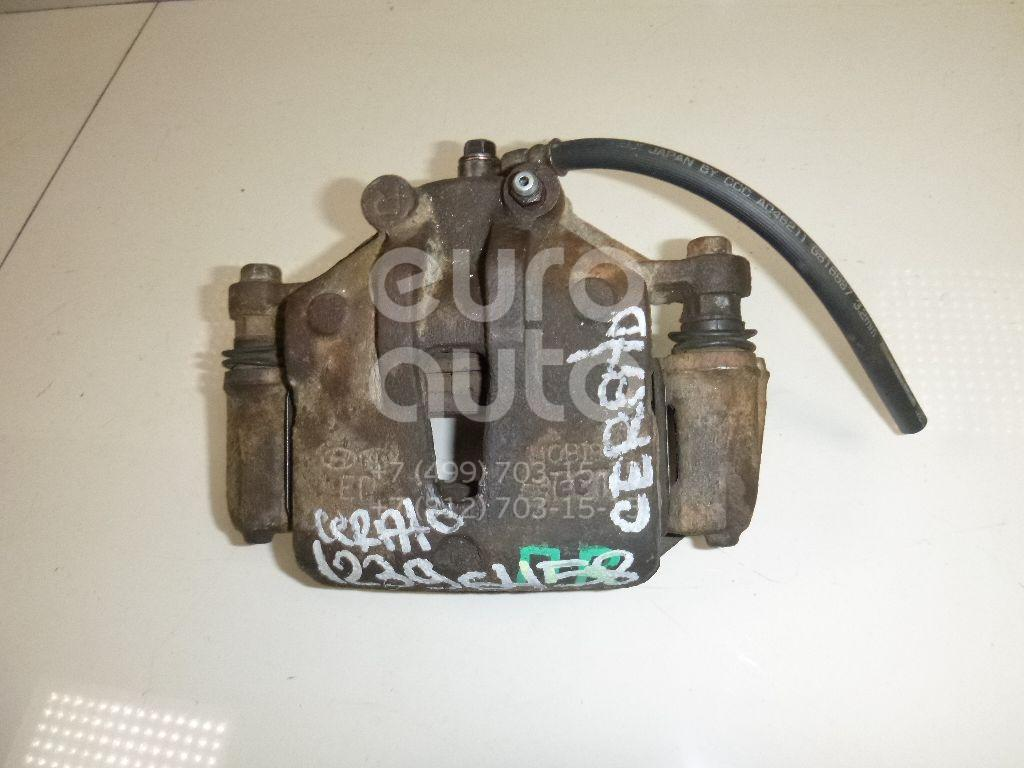 Купить Суппорт передний правый Kia Cerato 2009-2013; (581301M100)