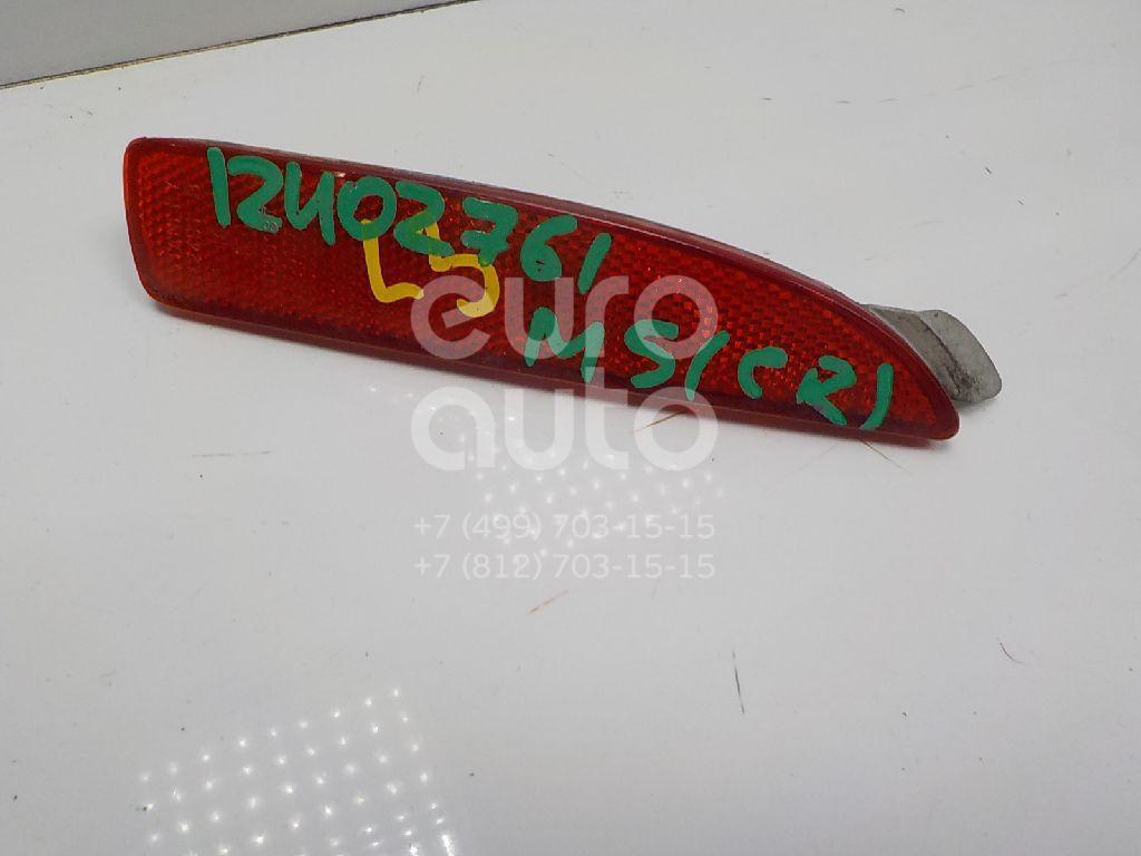 Купить Отражатель в бампер задний левый Mazda Mazda 5 (CR) 2005-2010; (D350515M0E)