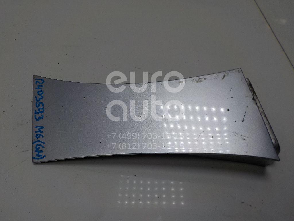 Купить Накладка переднего крыла правого Mazda Mazda 6 (GH) 2007-2012; (GS1D51PJ1)
