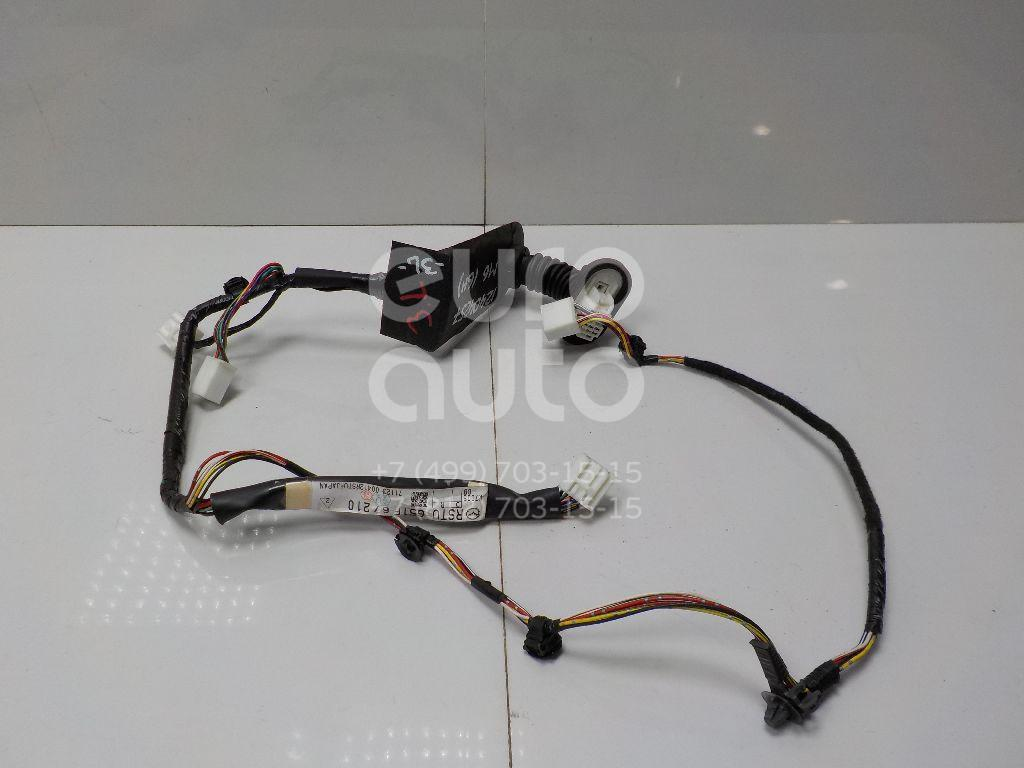 Купить Проводка (коса) Mazda Mazda 6 (GH) 2007-2012; (GS1F67210)