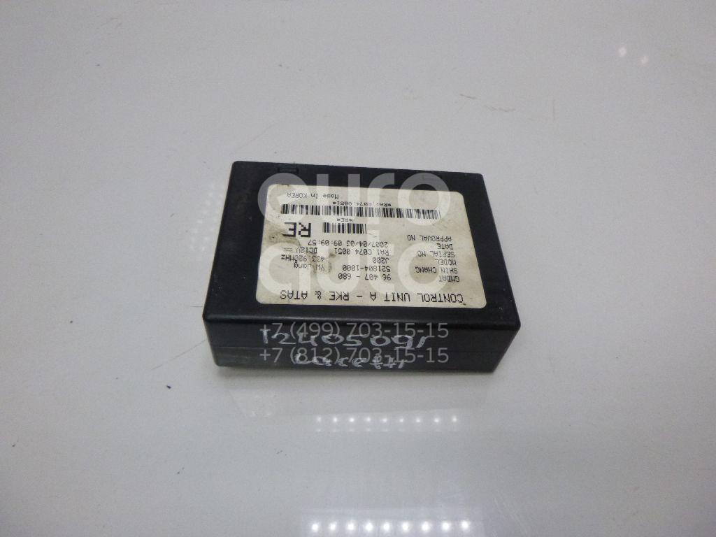 Купить Блок электронный Chevrolet Lacetti 2003-2013; (96407680)