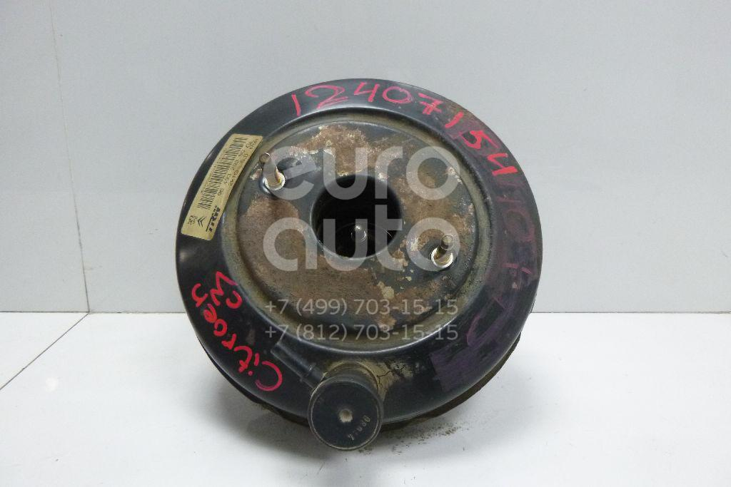 Купить Усилитель тормозов вакуумный Citroen C3 2002-2009; (4535W8)