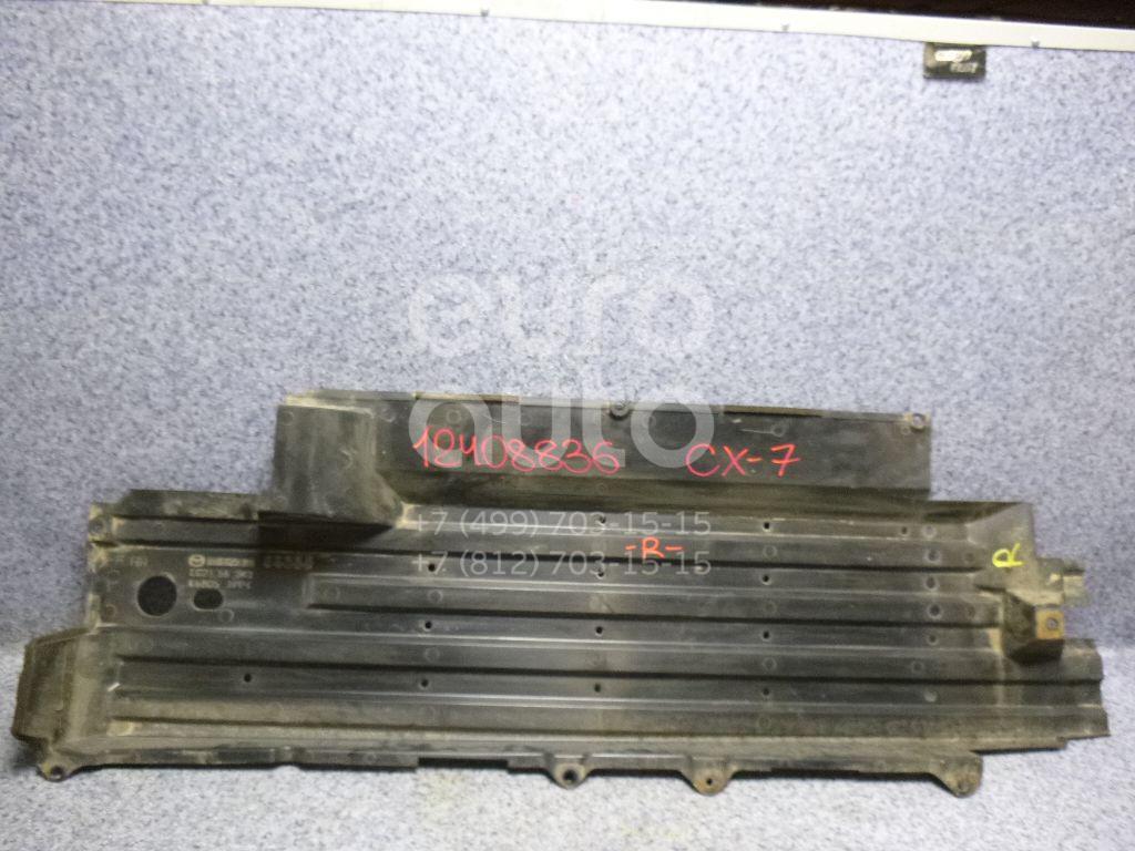 Купить Защита антигравийная Mazda CX 7 2007-2012; (EG2156343)