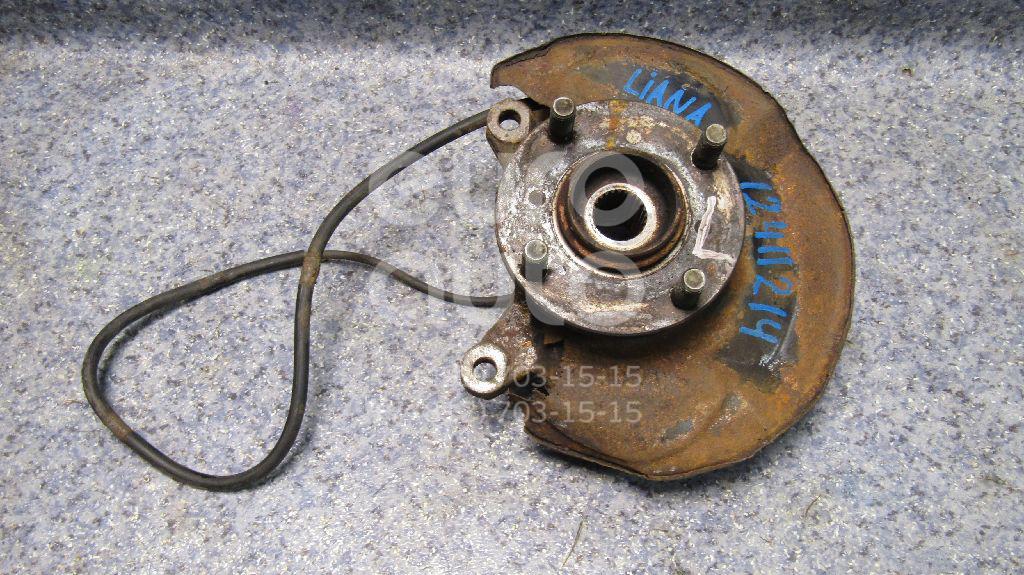 Купить Кулак поворотный передний левый Suzuki Liana 2001-2007; (4515054810)