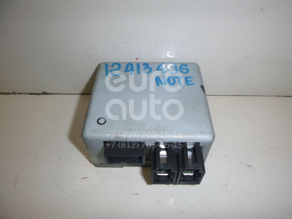 Купить Блок электронный Nissan Note (E11) 2006-2013; (285009U02A)