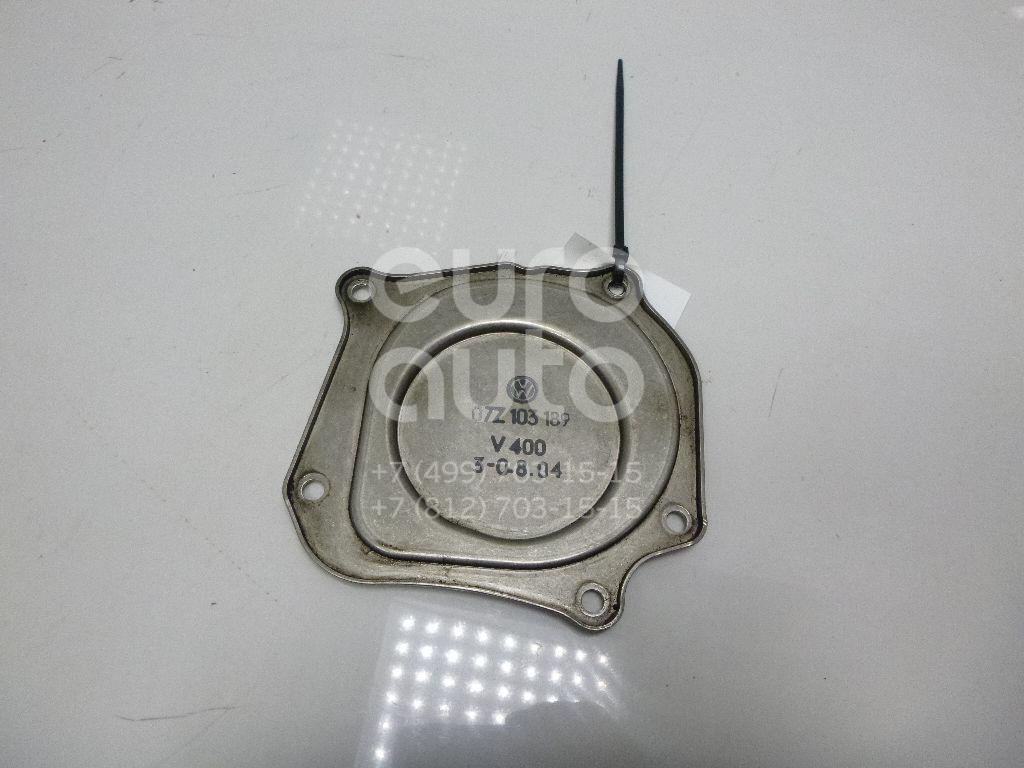 Купить Заглушка двигателя VW Touareg 2002-2010; (07Z103189)