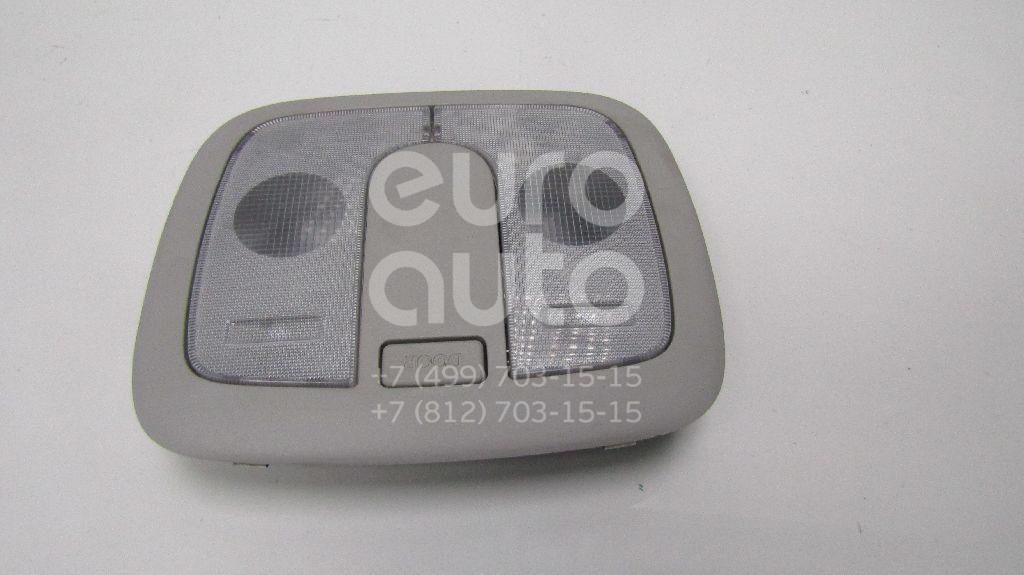 Купить Плафон салонный Kia Soul 2009-2014; (928502K000QW)