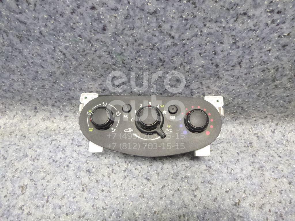Купить Блок управления отопителем Renault Sandero 2014-; (275101698R)