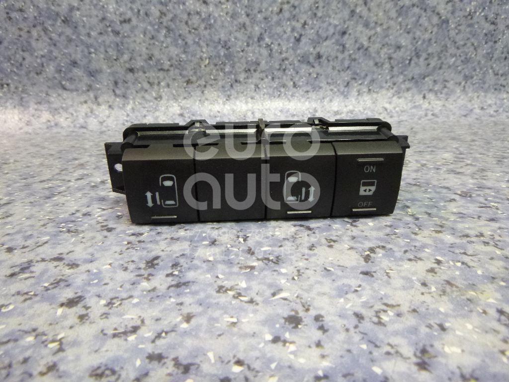 Купить Блок кнопок Chrysler Grand Voyager/Grand Caravan (RT) 2007-; (4602636AB)
