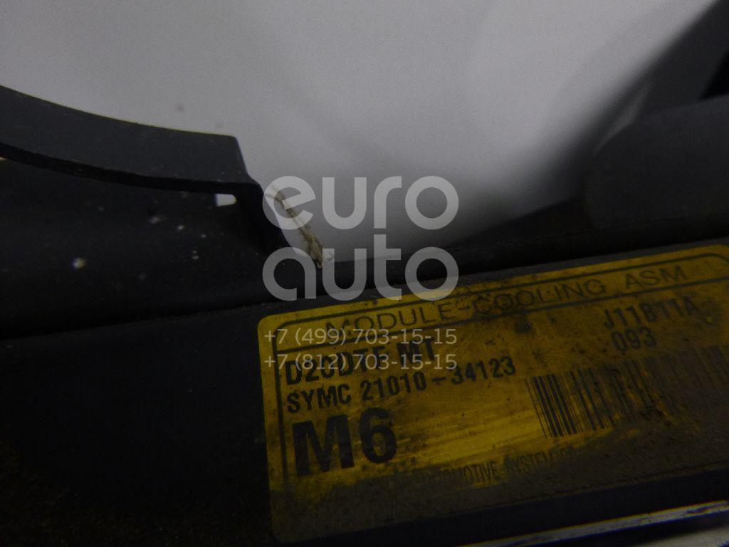 Купить Вентилятор радиатора Ssang Yong Actyon New/Korando C 2010-; (2101034123)