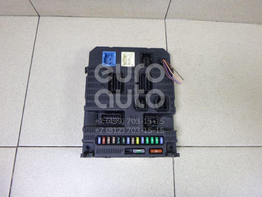 Купить Блок предохранителей Citroen C4 2005-2011; (6580AV)