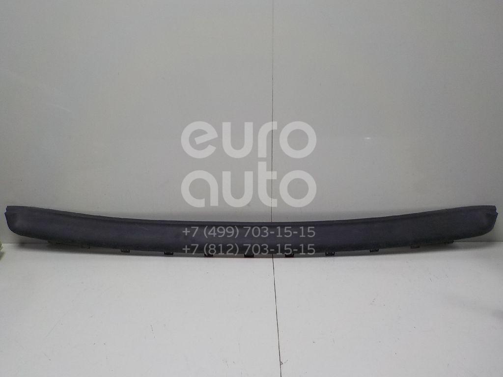 Купить Накладка заднего бампера Audi A4 [B7] 2005-2007; (8E9807421C01C)