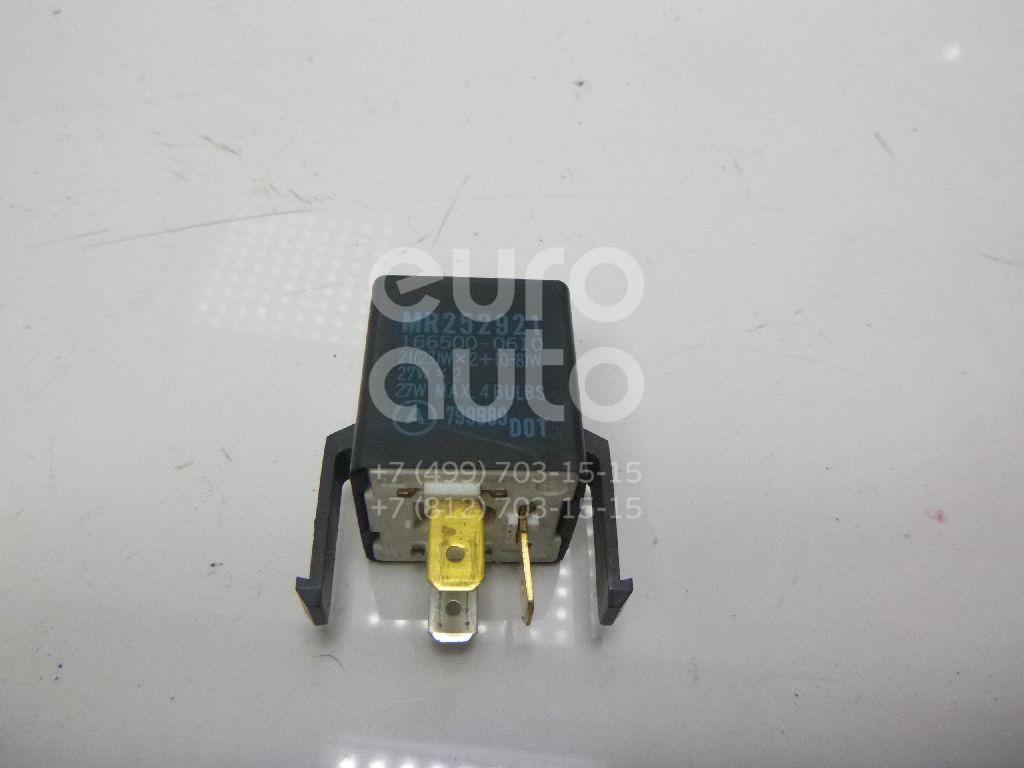 Купить Реле поворотов Mitsubishi Galant (EA) 1997-2003; (MR252921)